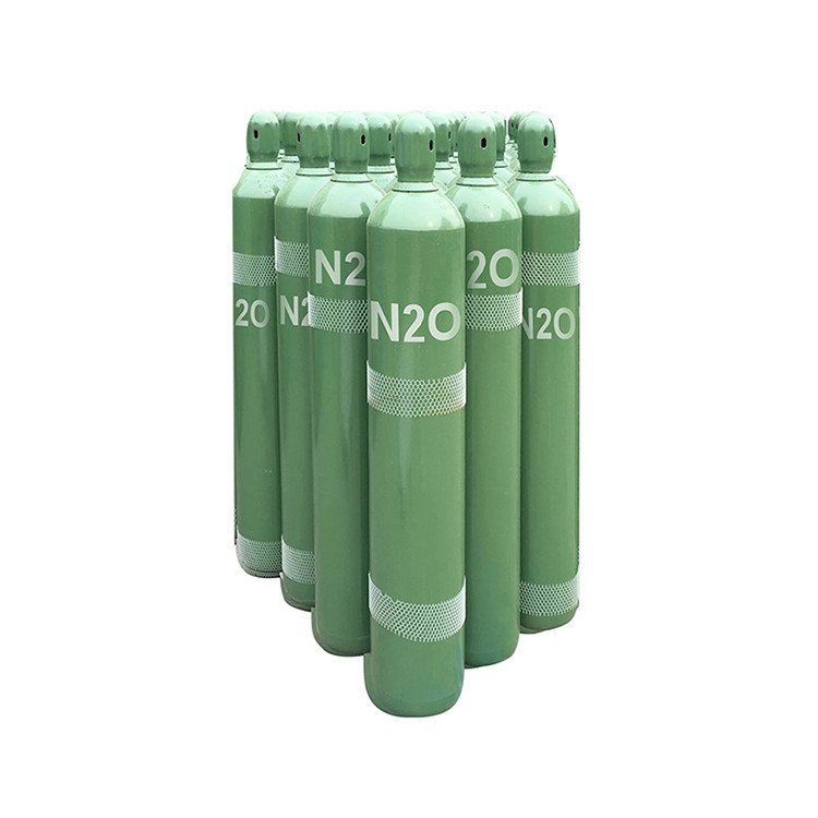Medical Grade N2O Nitrous Oxide Laughing Gas Lachgas
